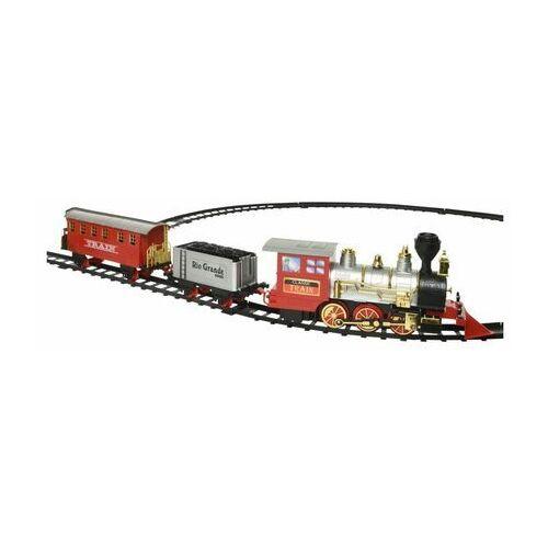 Decoris Pociąg z lokomotywą 60 x 44 cm na baterie