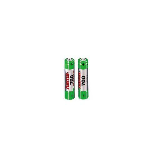 Akumulator HAMA NiMH AAA 700mAh 2szt. (4007249568014)
