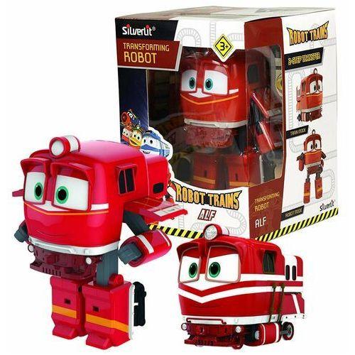 Cobi Robot Trains Alf figurka transformująca, GXP-706045