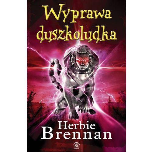 Wyprawa duszkoludka, Herbie Brennan