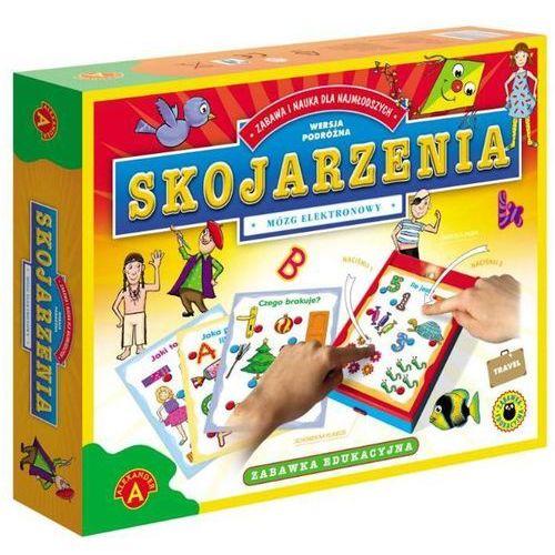 Zabawka skojarzenia - mózg elektronowy marki Alexander