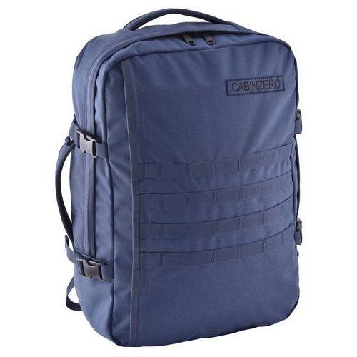 military 44l torba podróżna podręczna / kabinowa / plecak / granatowy - navy marki Cabinzero