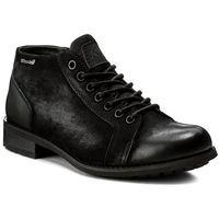 Trzewiki KAZAR - Ferrao 220088-29-00 Czarny, kolor czarny