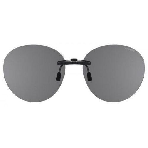 Okulary słoneczne pld 1005 clip-on polarized dl5/y2 marki Polaroid