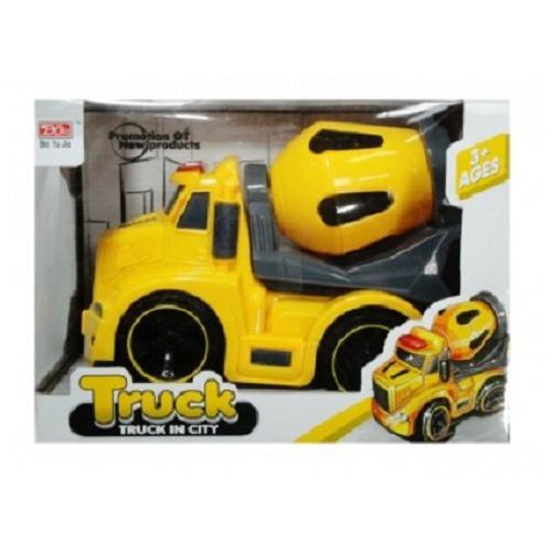 Zabawka SWEDE Ciężarówka betoniarka (5902496119837)