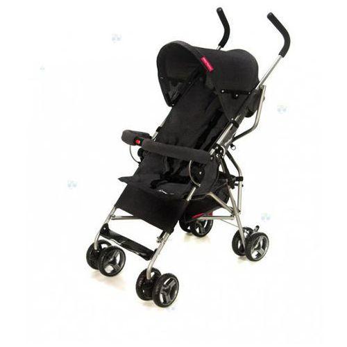 Spacerówka wózek moby-system barton czarny #g1 marki Kidz-motion
