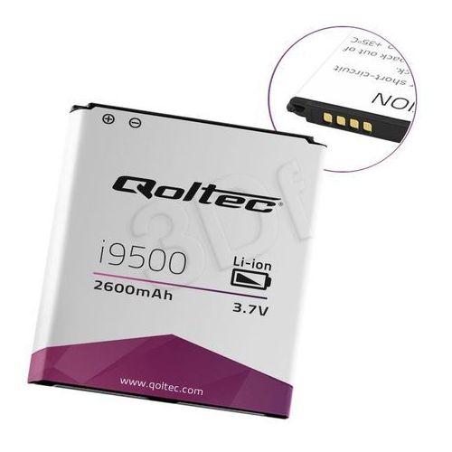 Qoltec Bateria do smartfona 52022.I9500 Samsung 2150mAh 3,7V