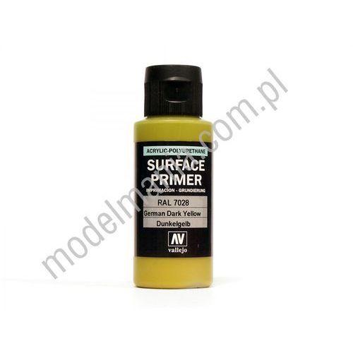 Vallejo Podkład akrylowo-poliuretanowy german dark yellow ral7028 / 60ml  73604 (8429551736046)