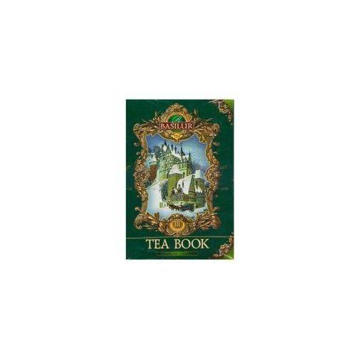 Basilur Herbata książka vol.iii 75 g w kartonie zielona (4792252927513)