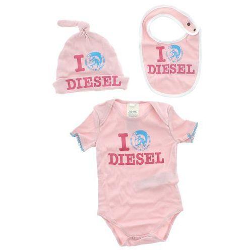 Diesel Zestaw dziecięcy dla niemowląt Różowy 24 miesięcy