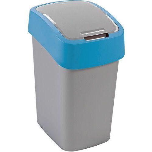 Curver Kosz na śmieci do segregacji niebieski 25l