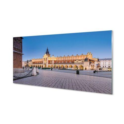 Tulup.pl Obrazy akrylowe kraków zachód słońca sukiennice