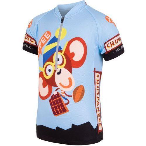 koszulka rowerowa dla dzieci cyklo chimpanzee marki Sensor