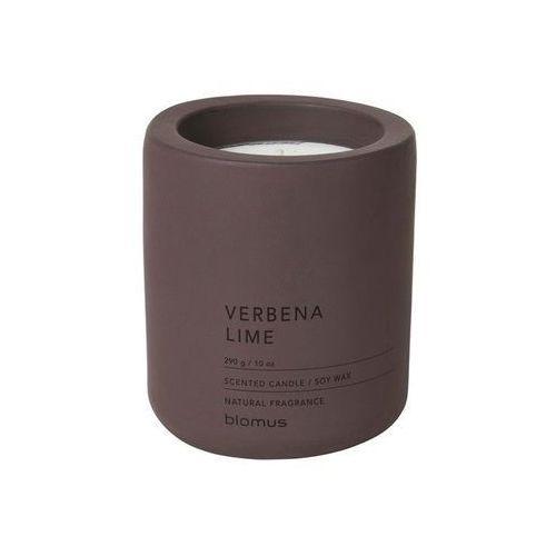 Blomus Świeca zapachowa fraga 11 cm verbena lime (4008832773334)