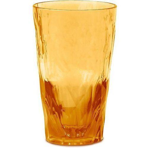 Koziol Szklanka do longdrinków club extra amber