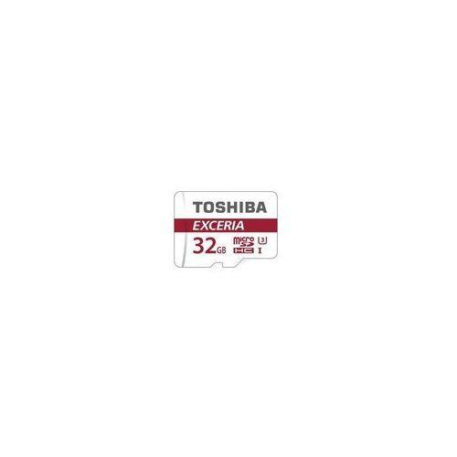 Toshiba microSD 32GB M302 UHS-I U3 with Adapter (4047999410614)