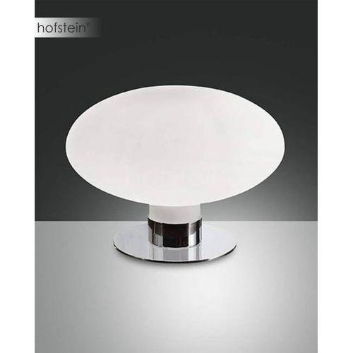 Fabas Luce MELODY lampa stołowa Biały, 1-punktowy - Nowoczesny - Obszar wewnętrzny - MELODY - Czas dostawy: od 8-12 dni roboczych