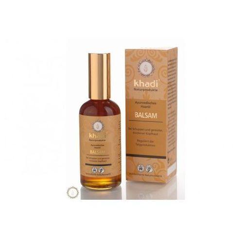 Khadi - Olejek przeciwłupieżowy - kozieradka & gorczyca 100 ml (4260378040435)