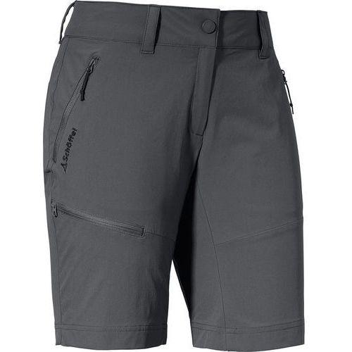 toblach1 spodnie krótkie kobiety szary 44 2018 szorty syntetyczne marki Schöffel