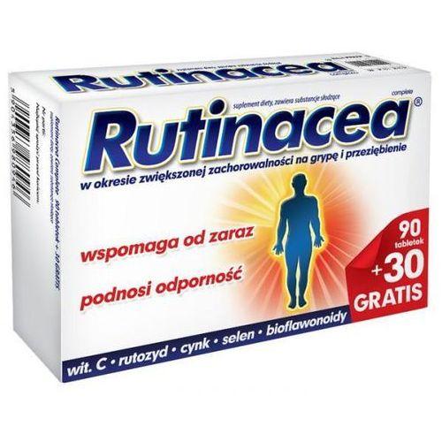 Tabletki RUTINACEA COMPLETE 90+30 tabletek
