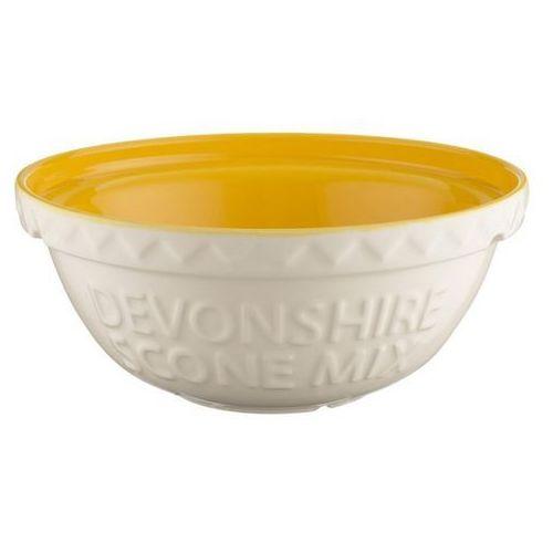 Misa do wyrabiania ciasta 2,7l biało-żółta baker's authority marki Mason cash