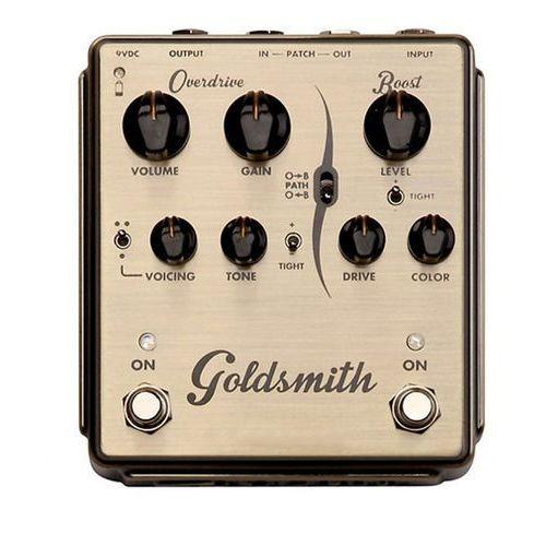 Egnater goldsmith ″ analogowy efekt do gitary elektrycznej (0787637712352)