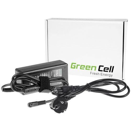 Zasilacz sieciowy 19V 2.1A 3.0 x 1.1 mm 40W (GreenCell), AD18