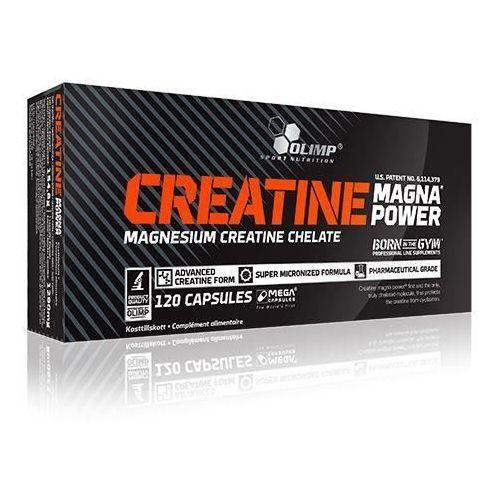 CREATINE MAGNA POWER Mega Caps 120 kaps - 120kaps