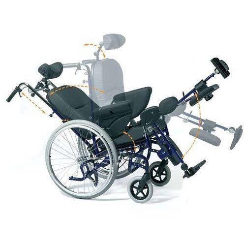 Wózek inwalidzki specjalny Serenys Vermeiren - sprawdź w wybranym sklepie