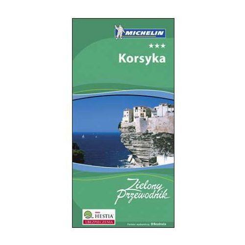 Korsyka. Zielony przewodnik (kategoria: Podróże i przewodniki)