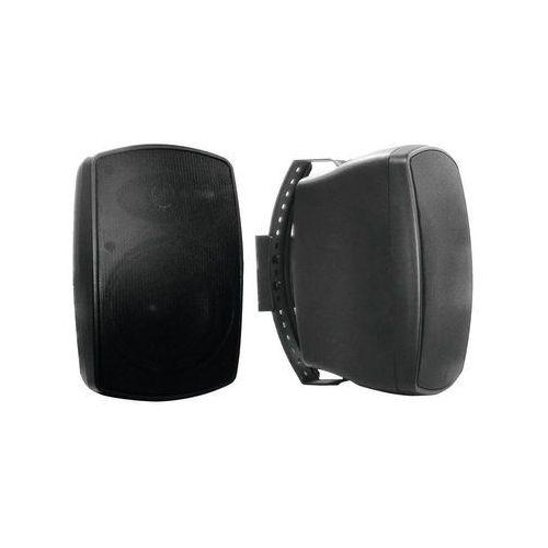Głośnik ścienny Omnitronic 11036912, Kolor: czarny, kup u jednego z partnerów