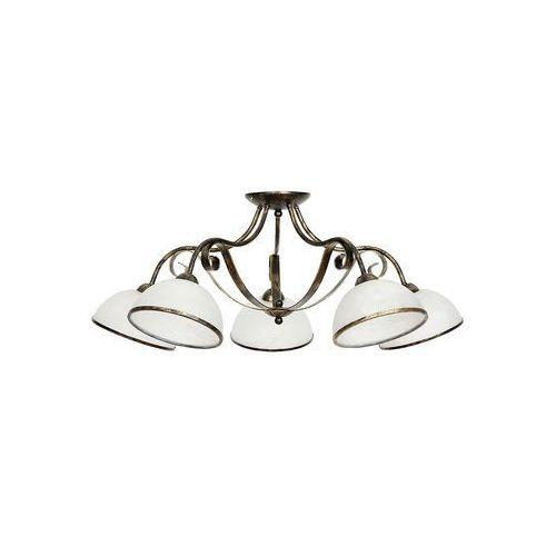 Lampa sufitowa ANTICA 5xE27/60W/230V (5907565939194)