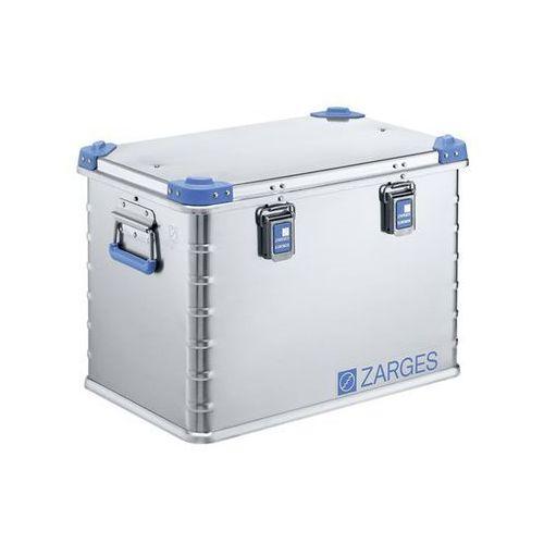 Pojemnik uniwersalny z aluminium, poj. 73 l, wym. zewn. dł. x szer. x wys. 600x4 marki Zarges
