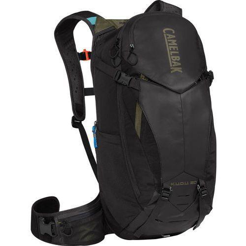 CamelBak K.U.D.U. Protector 20 Plecak czarny M/L 2018 Plecaki rowerowe