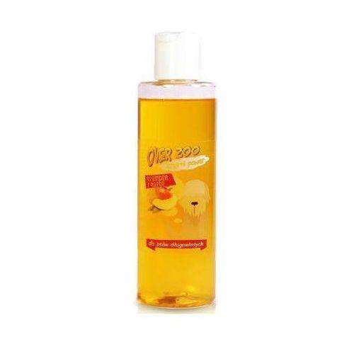 Over zoo  frutti power szampon dla psów długowłosych-mango 200ml