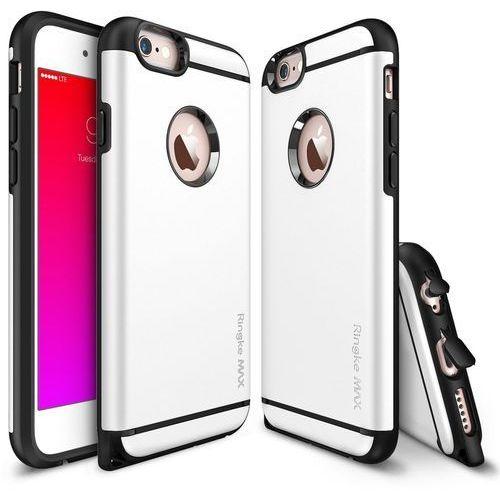 Etui Ringke MAX iPhone 6/6s Białe (8809419550142)