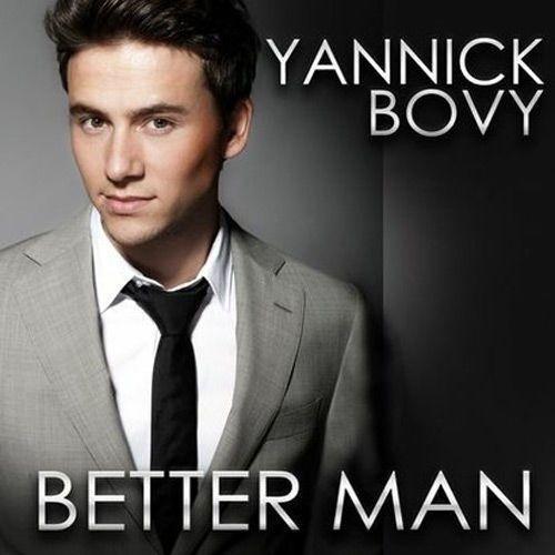 YANNICK BOVY - BETTER MAN (POLSKA CENA) (CD) - produkt z kategorii- Disco i dance