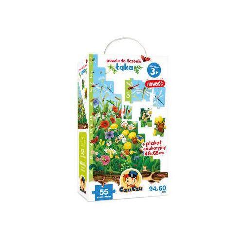 Bright junior media Puzzle do liczenia łąka (5902983490135)