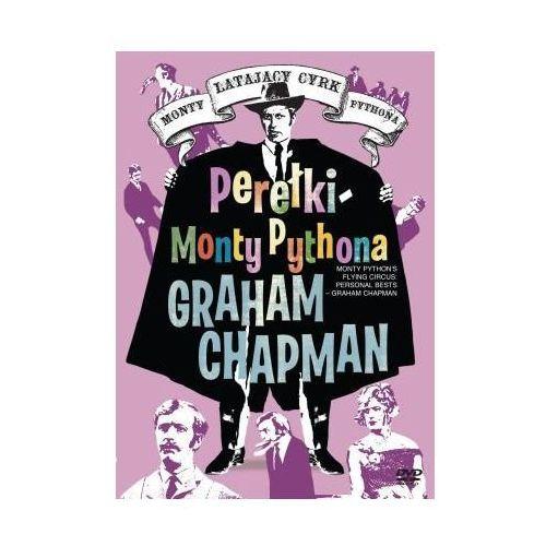 Perełki Monty Pythona - Graham Chapman (DVD) - Terry Gilliam, Terry Jones (5903570122699)