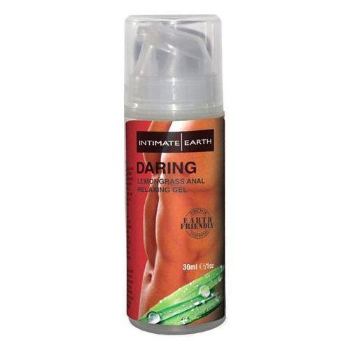 Intimate earth - daring lemongrass anal relaxing gel 30 ml, marki Intimate organics (can)
