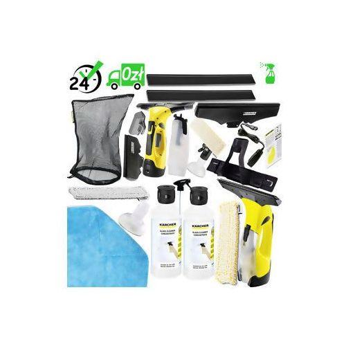 Wv 5 premium versatility (105m2, 35min) myjka do okien detergent xxl+ 12w1 ✔serwis premium za 1zł ✔zaplanuj dostawę ✔sklep specjalistyczny ✔karta 0zł ✔pobranie 0zł ✔zwrot 30dni ✔raty ✔gwarancja d2d ✔leasing ✔wejdź i kup najta ✔zaplanuj dostawę ✔sklep specjalistyczny ✔karta 0zł ✔pobranie 0zł ✔zwrot 30dni ✔raty ✔gwarancja d2d ✔leasing ✔wejdź i kup najtaniej marki Karcher