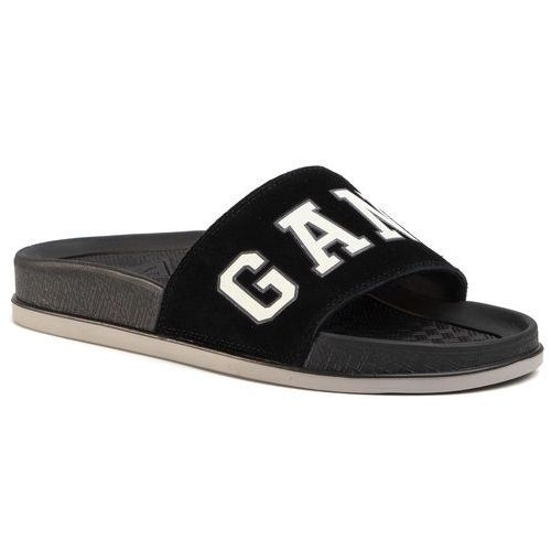 Klapki - beachrock 20603508 black g00 marki Gant