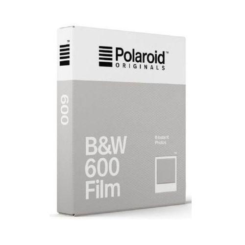 Polaroid Wkłady do aparatu 600 czarno-białe (8 zdjęć) (9120066087744)