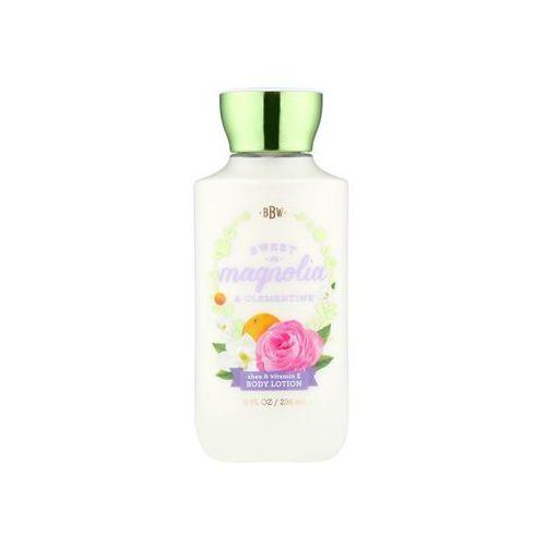 Bath & body works sweet magnolia & clementine 236 ml mleczko do ciała marki Bath & body works