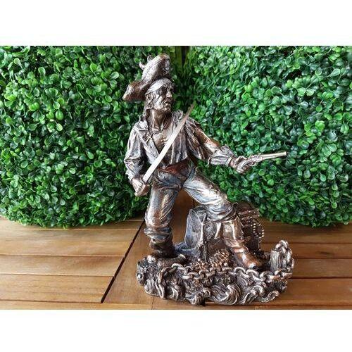 Pirat – kapitan z pistoletem i skarbem veronse (wu67673a4) marki Veronese
