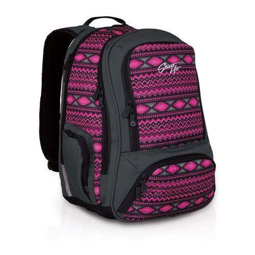 Topgal Plecak młodzieżowy hit 822 h - pink