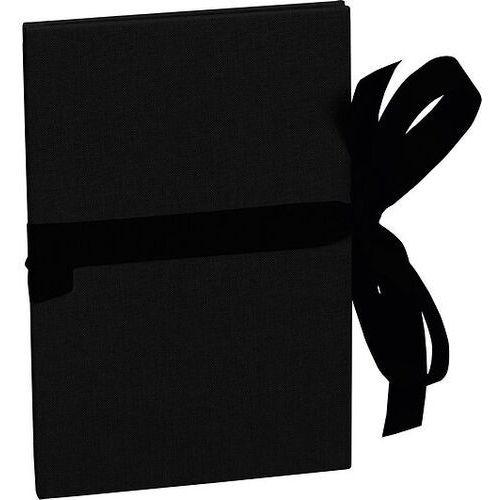 Semikolon Album na zdjęcia uni leporello pionowy czarny (4250053635216)