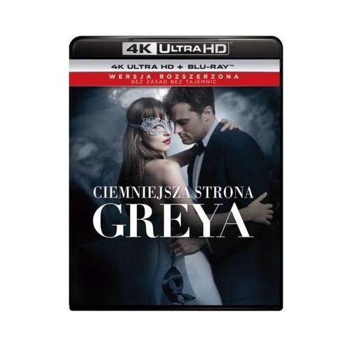 Filmostrada Ciemniejsza strona grey'a 4k (2bd)