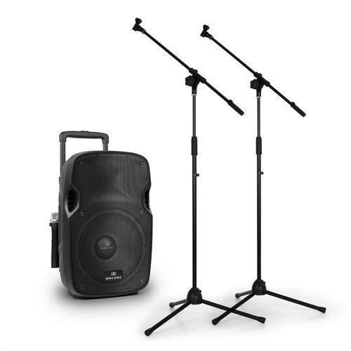 Przenośne głośniki aktywne pa pw-2912 30cm (12