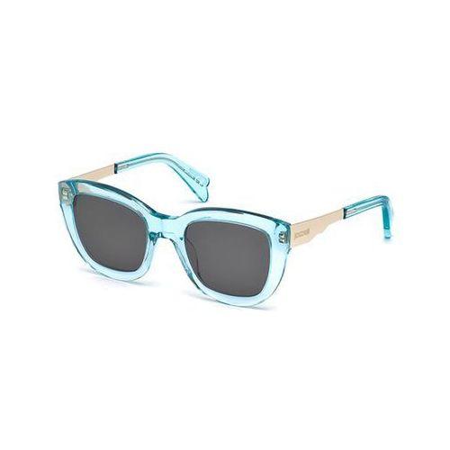 Just cavalli Okulary słoneczne jc 754s 84a
